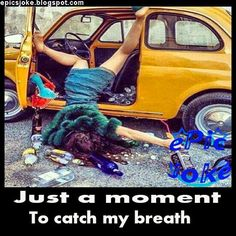 Just a moment.To catch my breath.Funny epic's with with a very drunk woman. Drunk Woman, Picts, Monster Trucks, In This Moment, Funny, Women, Funny Parenting, Hilarious, Fun