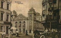 Teatr Miejski ok. 1918r.