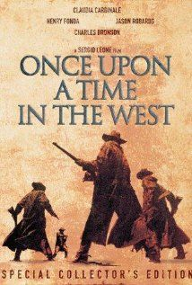 Once Upon a Time in the West (1968)   Stars: Henry Fonda, Charles Bronson and Claudia Cardinale