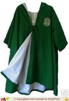 Slytherin Quidditch Robe