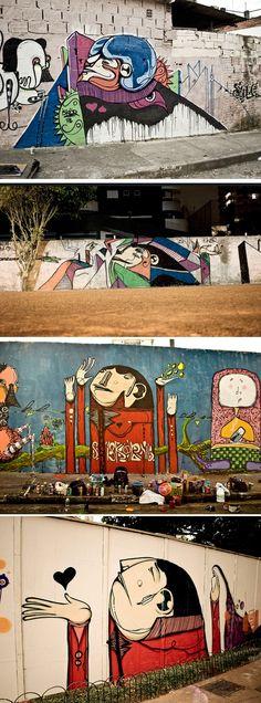#Iskor #SP #BR #Streetart