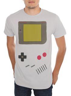 Nintendo Classic Gameboy T-Shirt | Hot Topic