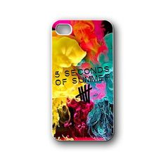 5 sos colorful logo - iPhone 4/4S/5/5S/5C, Case - Samsung Galaxy S3/S4/NOTE/Mini, Cover, Accessories,Gift
