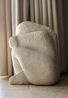sculpture Beeldhouwen Frans zandsteen