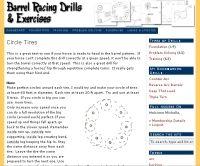 Barrel Racing Tips Website