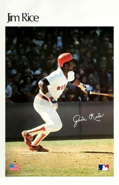 Jim Rice, Boston Red Sox, Baseball Cards, Sports, Hs Sports, Sport
