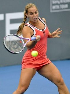 Vote 11 Most Beautiful Tennis Players - Dominika Cibulkova