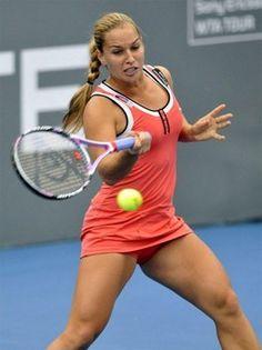 Vote 11 Most Beautiful Tennis Players - Dominika Cibulkova
