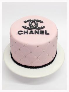 Chanel Cake shared from Four Seasons Hotel George V Paris