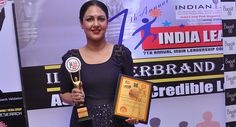 Wyndham Hotel Group's regional vice president-Eurasia Deepika Arora awarded at India Leadership Conclave 2017 as Transformational Woman Business Leader 2017 Vice President, Business Women, Leadership, Presidents, India