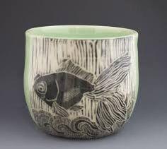 Image result for how to sgraffito ceramics
