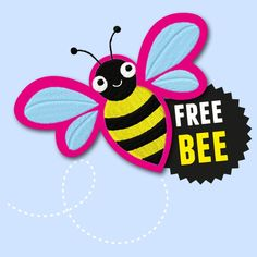 Biene (Freebie)