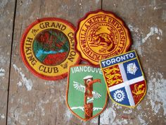 Nice badge patches