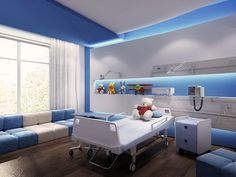 children's hospital interior - Google Search