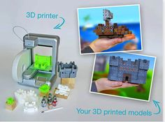 Educational Technology and Mobile Learning: Here Is A Very Good App for Creating and Printing 3D Models