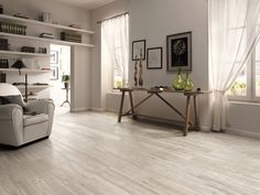 Indoor/outdoor Wall/floor Tiles With Wood Effect BARK By FAP Ceramiche. Living  Room ...