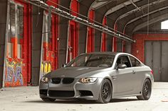 Cam Shaft does the Bmw M3 Guerilla