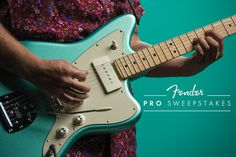 Repin this post for a chance to win a Fender prize! #FenderProSweepstakes  In honor of the 92 different American Professional series guitar and bass options, we are hosting a giveaway with 92 different American Professional-inspired prizes including unique artist experiences, show tickets, gear and more. Each day, we will post a new way to enter on one of our social channels. Every entry also enters you for the grand prize - a trip to Los Angeles to visit the Fender  #Prize #Win #Sweepstakes