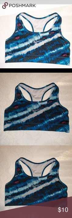 0681d30a8a Women s Nike Dri Fit Sports Bra Nike Dri Fit Sports Bra 13 inches bust  across -sizing faded away go by bust measurement Good Condition Nike  Intimates ...