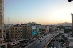 Avond in Damascus. Foto: Marco in 't Veldt