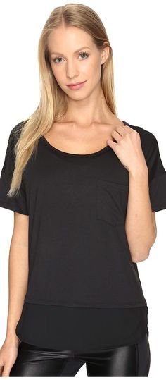 Lole Agda Top (Black) Women's Clothing - Lole, Agda Top, LSW2241-N101, Apparel Top General, Top, Top, Apparel, Clothes Clothing, Gift, - Fashion Ideas To Inspire