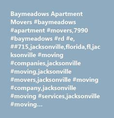Baymeadows Apartment Movers #baymeadows #apartment #movers,7990 #baymeadows  #rd #