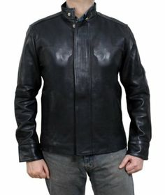 Checkout this #cool #HankMoody #Black #Leather #Jacket, in which #Amazon has brought in on #sale for you at a reasonable price with #freeshipping.  #Californication #DavidDuchovny #attractive #stylish #Creative #Amazing