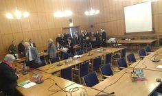 #isk mit Vorträgen von der IHK dann Stephan Noller und im Anschluss 4 Sessions zu den Themen aus dem Konzept der Stadt Köln
