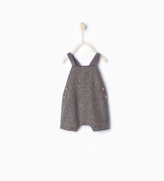Image 1 of Romper suit with suspenders from Zara