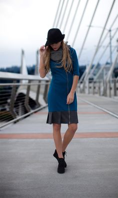 julia dress from the berlin city girl collection