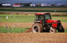 How to Apply for Government Grants for Farm Equipment