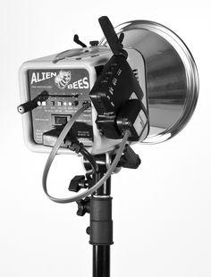Amazon.com : PocketWizard Canon AC9 AlienBees Adapter (Black) : Camera Lens Adapters : Camera & Photo