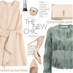 The New Chic fashion style outfit ideas