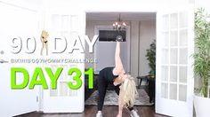 bikini body mommy challenge 1.0 - day 31 - YouTube