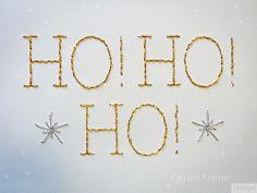 Fröhliche Weihnachten · Merry Christmas