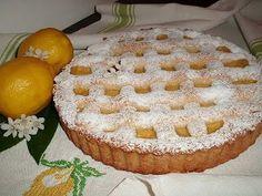 Semplicemente Chic: Crostata al limone con crema al limone!