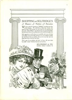 Ladies & gents, shopping is a pleasure, a pastime, a recreation. Be at the beginning of something amazing