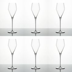 Show details for Zalto Denk Art Champagne Glass / Tulip - Set of 6