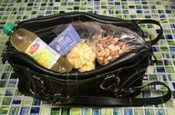 Make it a Low Carb movie night. How I survive the movie theatre snack temptations. Shh! Don't tell anyone =)