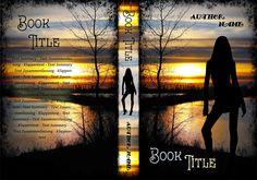 Buch Design 5 - Charming Designs #premade #book #cover