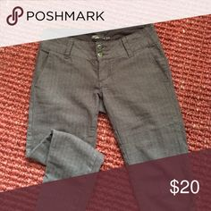 Prana Houndstooth Ankle Pants Worn once, excellent condition! Prana Pants Ankle & Cropped
