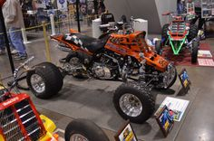 Cavalcade of Customs Gallery (Part II): Motorcycles, Sand Rails & Other Assorted Off-Road Machinery - OnAllCylinders
