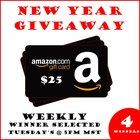 Daily Entry- 4 Winners will get a $25 AMAZON GIFT CARD! (01/31) {US CA} #giveaway #sweeps #win http://time4giveaways.com/2017/01/16/daily-entry-4-winners-will-get-a-25-amazon-gift-card-0131-us-ca-giveaway-sweeps-win/