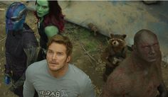 The Cut Guardians Of The Galaxy Vol. 2 Scene That Contained A Lot Of Easter Eggs