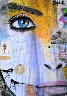 Saatchi Online Artist Loui Jover; Mixed Media, voice inside
