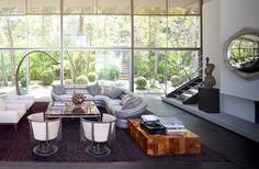 Maison à Los Angeles, architecte Robert Skinner ©Raymond Meier (AD n°113 décembre-janvier 213)