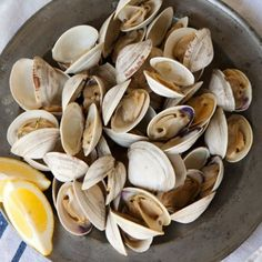 Grilled Clams with Herb Butter Recipe  Plan to try this weekend . Spending the day claming and evening grilling clams with family while playing beanbag toss