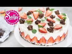 Schoko-Crossies Torte - Sallys Blog