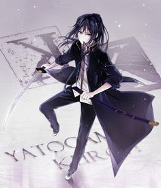 Yatogami Kuroh | K-Project #anime