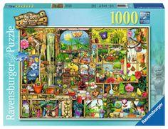 Grandioses Gartenregal | Erwachsenenpuzzle | Puzzles | Shop | Grandioses Gartenregal